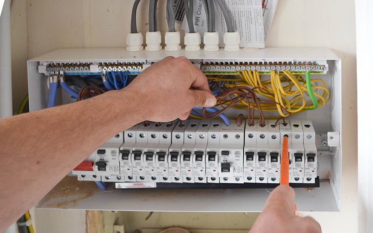 does your fuse board need updating? contact us now for a quick quote